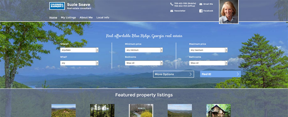 Affordable Blue Ridge Real Estate